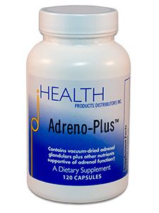 Health Products Distributors, ADRENO-PLUS 120 CAPS