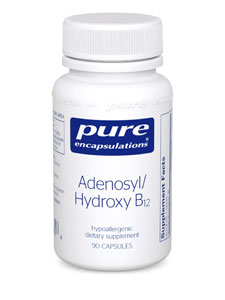 Pure Encapsulations ADENOSYL/HYDROXY B12 90 CAPS