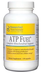 Researched Nutritional ATP Fuel® - Optimized Energy for Serious Mitochondrial Needs (GMO-free)