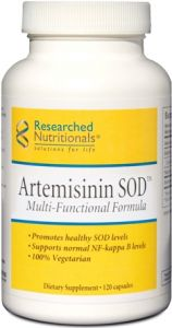 Researched Nutritional Artemisinin SOD™