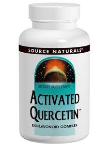 Source Naturals, ACTIVATED QUERCETIN 50 CAPS